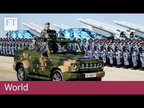 Xi takes aim at military in anti-graft drive