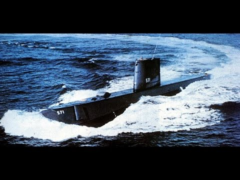 Submarines - The First Nuclear Submarine in The World