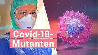 So gefährlich sind Corona-Mutationen | Covid-19 Virusvariante B.1.1.7