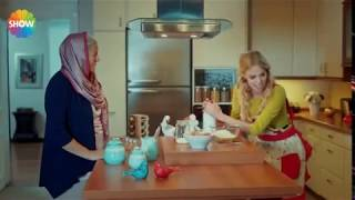 Любовь не понимает слов: Азиме проверяет Дидем на кухне (5 серия)