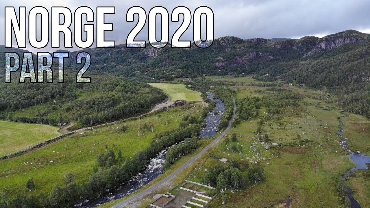 Motorcykelferie i Norge 2020 - Part 2