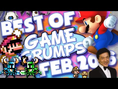 BEST OF Game Grumps - Feb. 2016