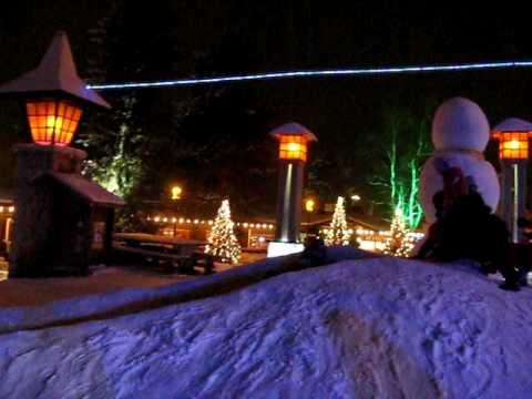 Santa Claus Village Rovaniemi La Casa Di Babbo Natale