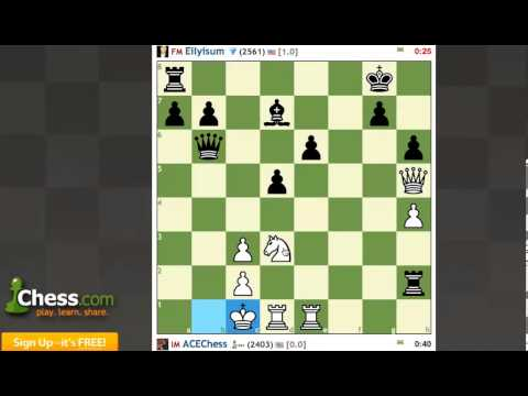 Sweet Chess Games: Live Chess Sessions - Part 20!