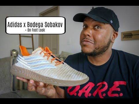 new style 24bf4 f4a45 Adidas Consortium Bodega Sobakov Review + On Foot Look