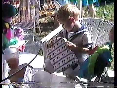 Steven Mears Family Video 1990s Fort Lauderdale, Florida