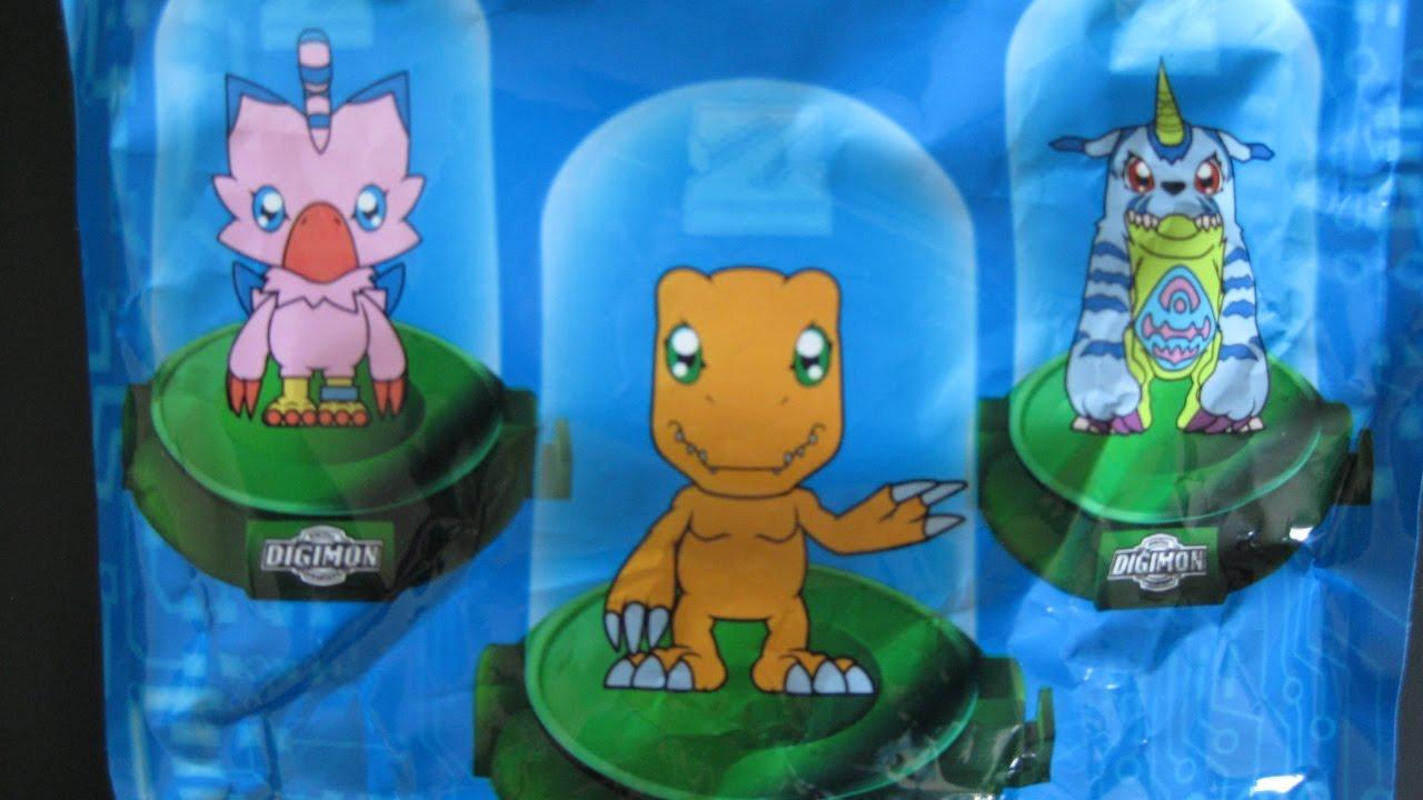 Digimon Adventure Patamon Domez blind bag figure