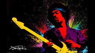 Jimi Hendrix MACHINE GUN compilation (II)