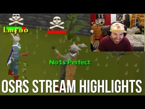 PureSpam OSRS High Risk Stream Highlights 2