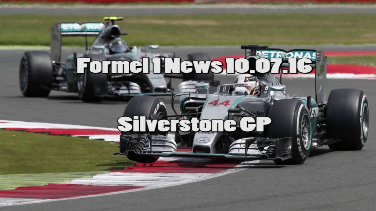 Formel 1 News - Rennen in England, Silverstone (10.07.16)