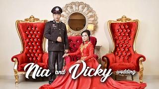 Nia & Vicky // Traditional Wedding Clip