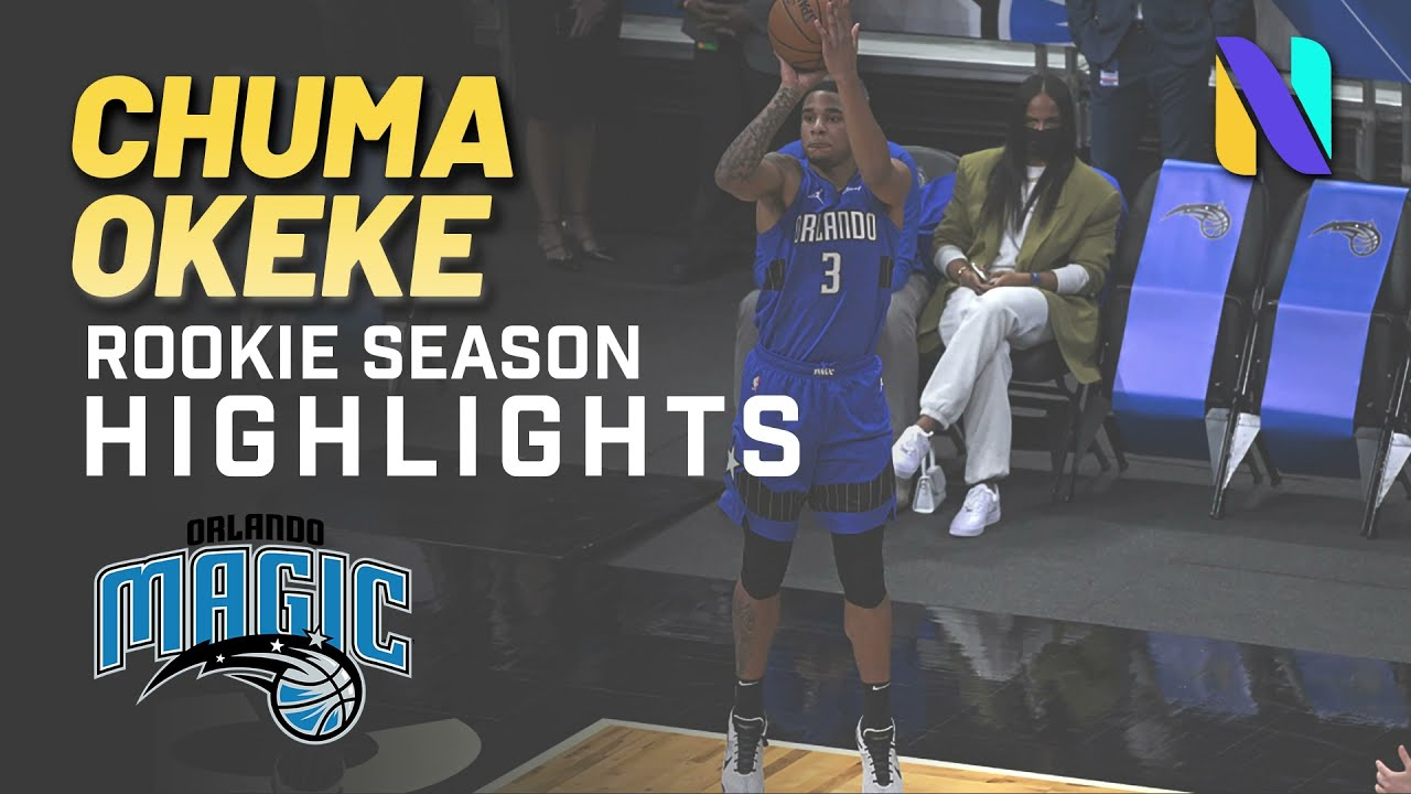 Download Chuma Okeke Orlando Magic Rookie Highlights | 2020-21 NBA Season