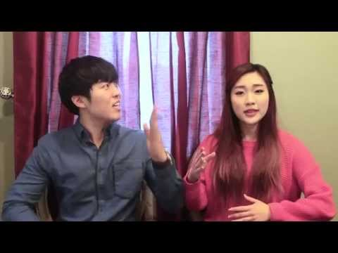 Frozen - Love Is An Open Door (Cover by Kate Kim and Joshua Moon)