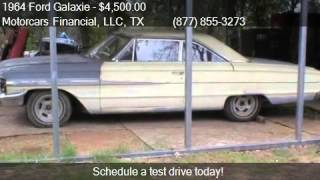 1964 Ford Galaxie 500 for sale in Headquarters in Plano, TX
