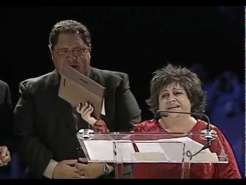 2005 Singing News Fan Awards-Tracy Stuffle Speechless