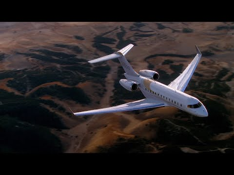 Global 5500 - The newest Global enters service