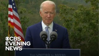 Biden campaigns in Georgia on final week before Election Day