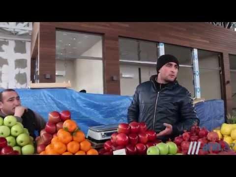 Bakı bazarlarında bazar