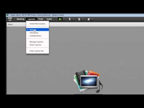 Adobe Connect Overview