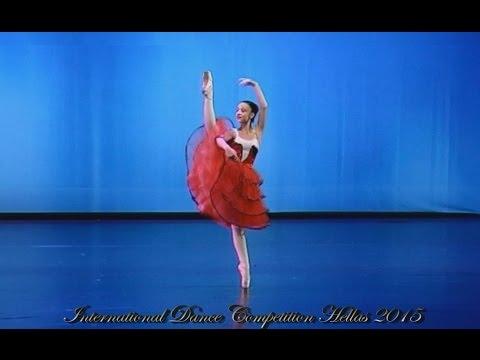 International Ballet Competition Hellas 2015