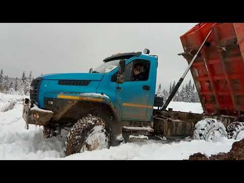 видео: Некст, выпал первый снег,Якутия, три дня валит