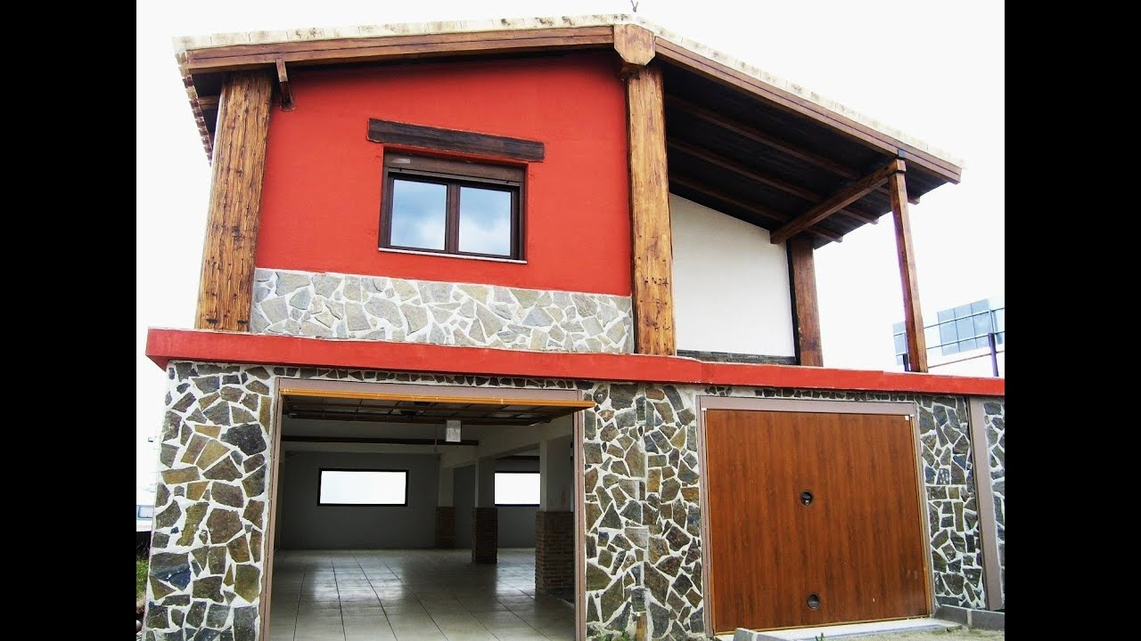 Casas prefabricadas de acero y hormigon qcasa modelo - Bodegas en sotanos de casas ...