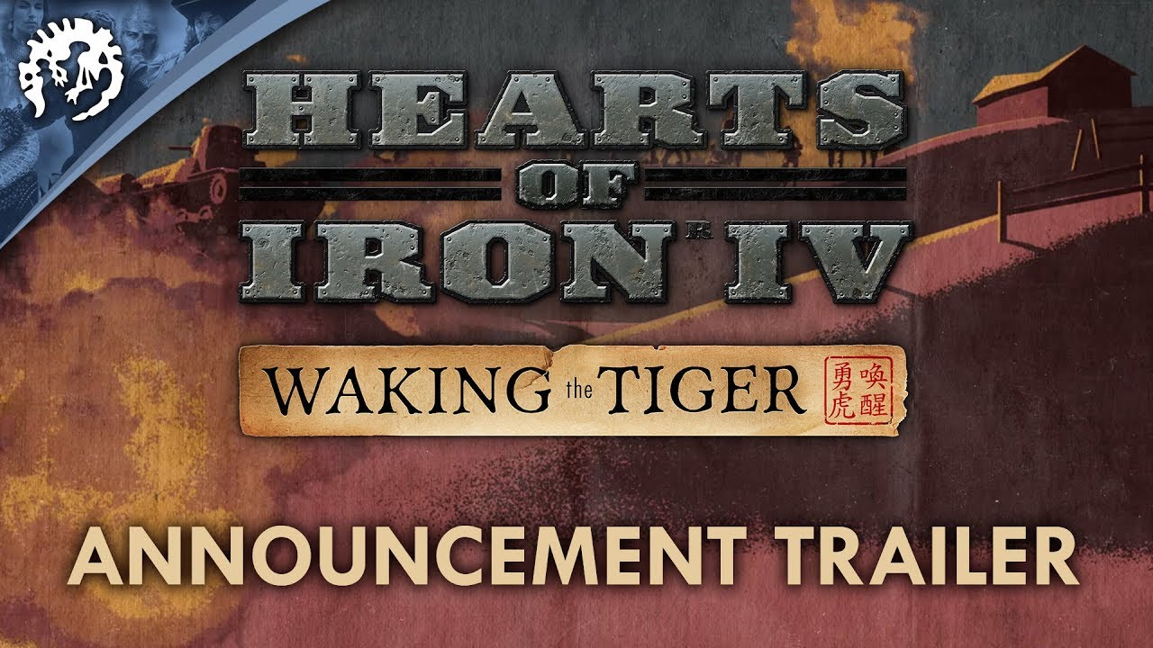 Buy Hearts of Iron IV: WAKING THE TIGER DLC (Steam/Ru) and