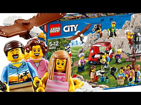 The NEW Best LEGO City Set - Outdoor Adventures!