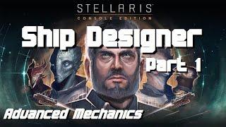 [obsolete] Advanced; Ship Designer Attributes   Stellaris Console Edition