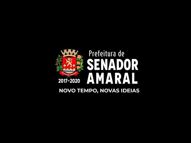 Realizações 2017/2018 Prefeitura de Senador Amaral MG