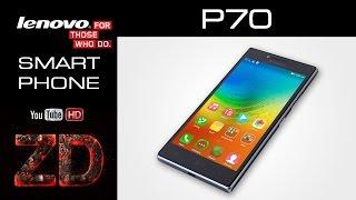 Обзор смартфона lenovo p70 в деталях