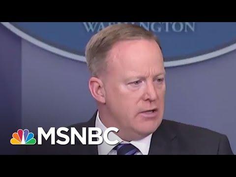 CEO Of Alphabet Eric Schmidt Praises President Donald Trump | All In | MSNBC