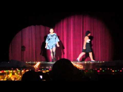 Edison High School Fashion Show 2010