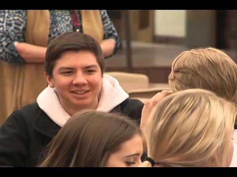 Nick Amatangelo Watford City High School Story