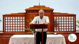 Estudo Bíblico - Rev. Paulo Martins Silva - 19/08/2020
