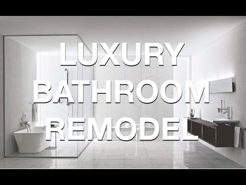 Luxury Bathroom Tour!