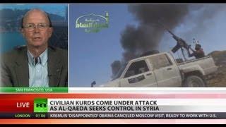 Kurdicide: Civilian Kurds slaughtered as Al-Qaeda seeks control in Syria