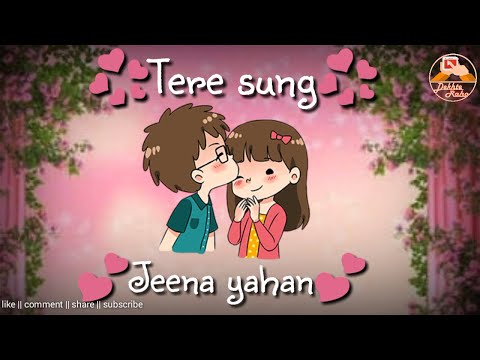 Tere Jaisa Yaar Kahan || Whatsapp Status Video || Female  Version || Heart Touching Song || Lyrical