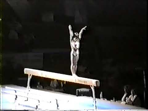 1988 European Junior Gymnastics Championships - Women's Individual All-Around Final