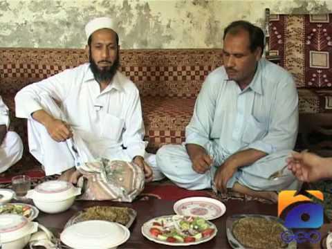 Peshawar Geo Khyber Pukhtoonkhwa Food Specialities