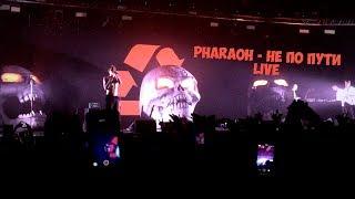 PHARAOH - НЕ ПО ПУТИ LIVE | Концерт Pharaoh в СПБ A2
