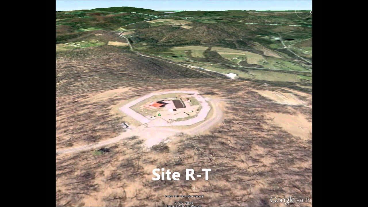 Raven Rock Mountain Complex - Site R Tour
