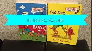 Dr seuss horton hears a who read aloud along book for One fish two fish read aloud