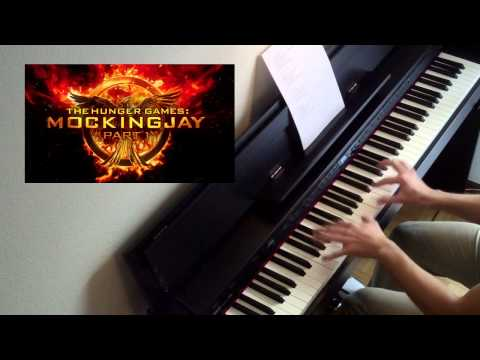 """The Hunger Games: Mockingjay - """"The Hanging Tree"""" (Piano Cover)"""