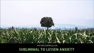 POWERFUL SUBLIMINAL TO LESSEN ANXIETY IN DATING