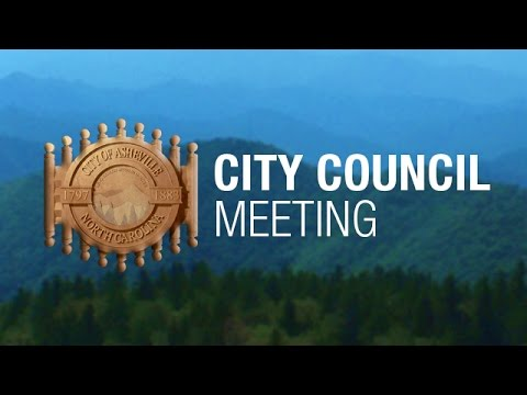 City Council Meeting - May 9, 2017