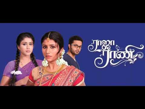 Raja Rani tv serial love theme HQ
