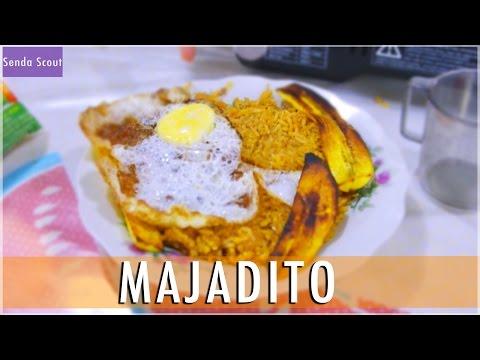 Majadito   Senda Scout   Cocina