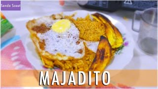 Majadito | Senda Scout | Cocina
