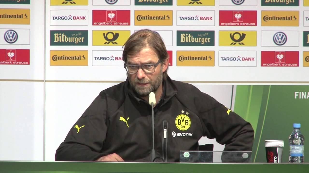 "Jürgen Klopp nach Pokal-Pleite: ""Feiern trotzdem"" | Borussia Dortmund - FC Bayern München 0:2 n.V."
